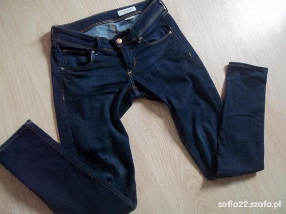 Spodnie rurki H&M 38