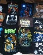 moja mała kolekcja koszulek