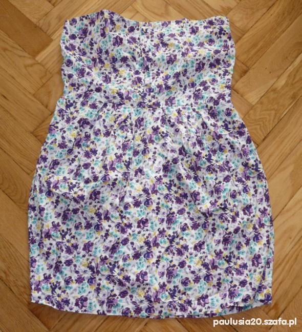 Suknie i sukienki sukienka atmosphere floral XXXL