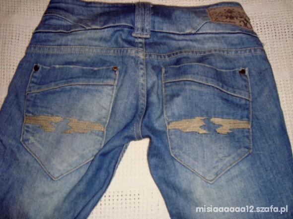 Spodnie spodnie bershka okazja