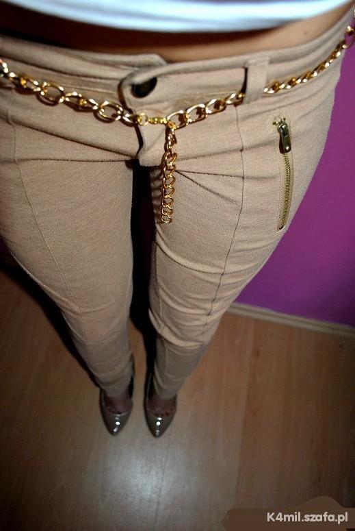 Spodnie bershka treginsy spodnie