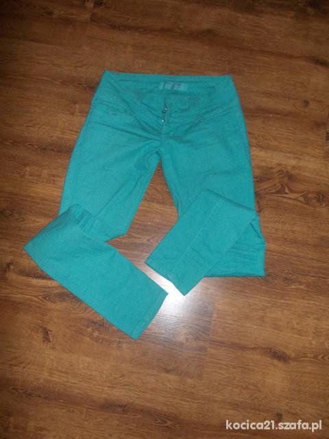 Spodnie mietowe
