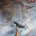 jeansy bershka tanio