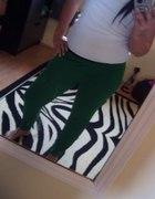 Baggy Dresy zielone S wysyłka gratis