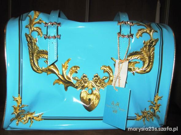 AdR for H&M my bag Marcelka Fashion