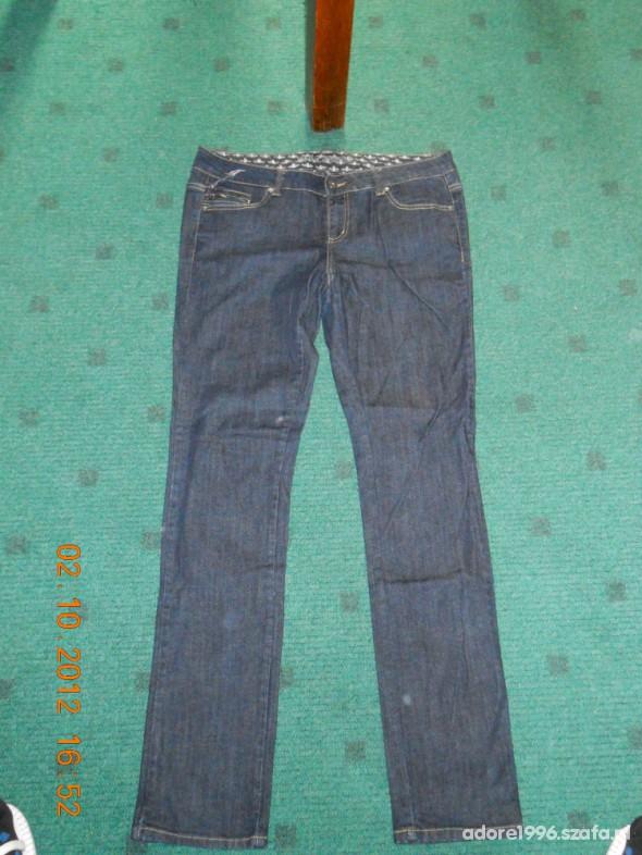 Spodnie dzinsowe spodnie 40