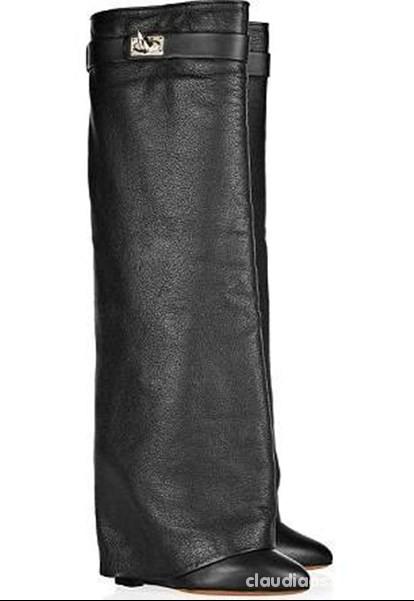Obuwie Kozaki Givenchy