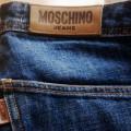 spodnie MOSCHINO