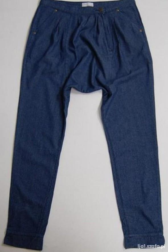 Spodnie modne spodnie