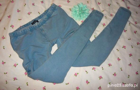 Spodnie Tregginsy Niebieskie Terranova s
