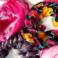 7 sztuk apaszki chusty jedna cena
