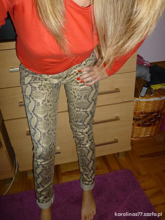 Spodnie WĘŻOWE MEGA