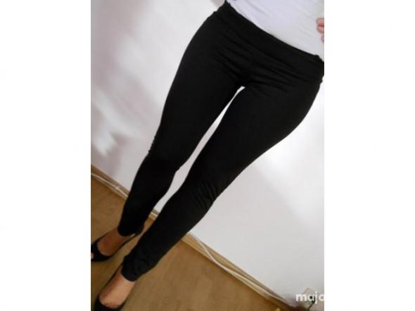 Spodnie Czarne Asos