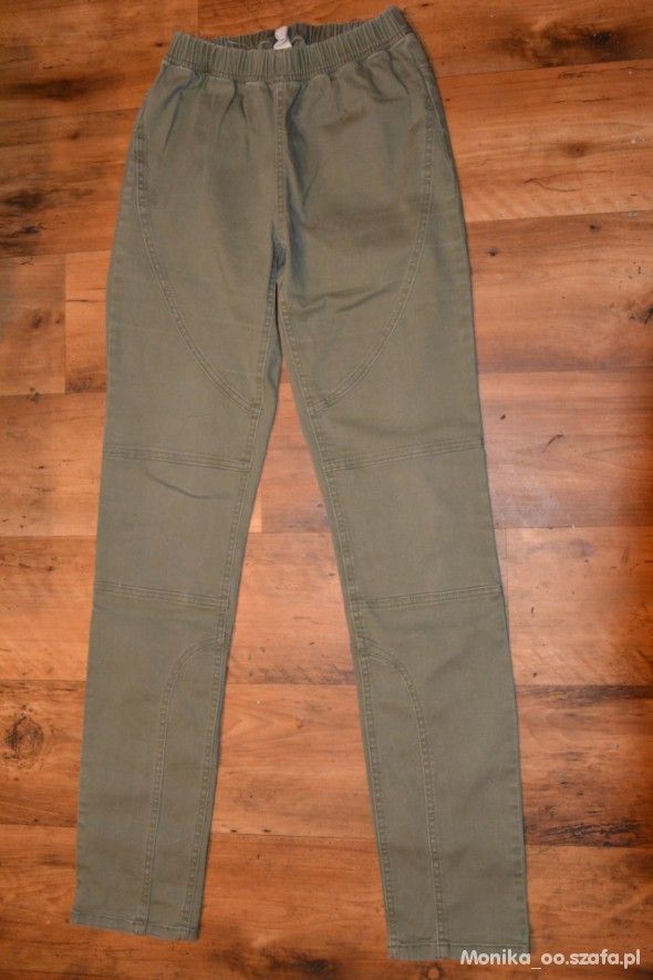 Spodnie tregginsy legginsy