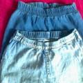 Spodnie tregginsy 2pary s xs
