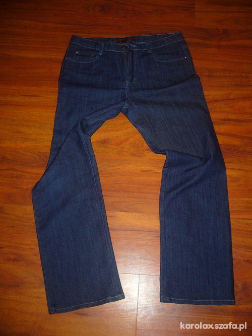 Spodnie LK jeans jak nowe 42 44