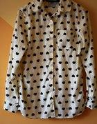 koszula w serduszka poszukiwana pilnie
