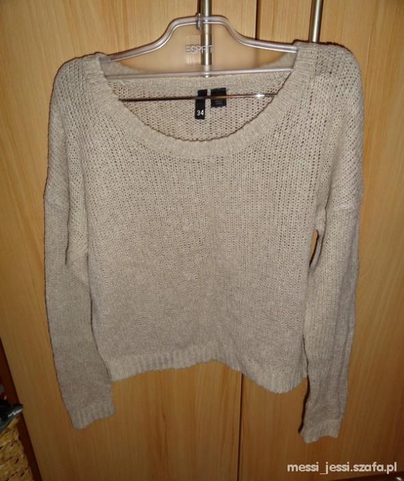 Sweterek HM bezowe cudenko must h