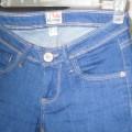Bershka jeansowe rurki