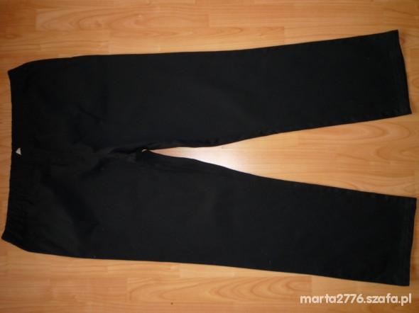 Spodnie CZARNE TREGGINSY ROZ 48 50 IDEALNE