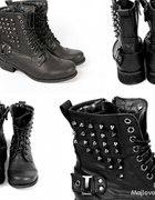military worker boots cwieki kolce