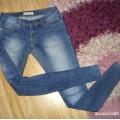 rureczki jeansowe M
