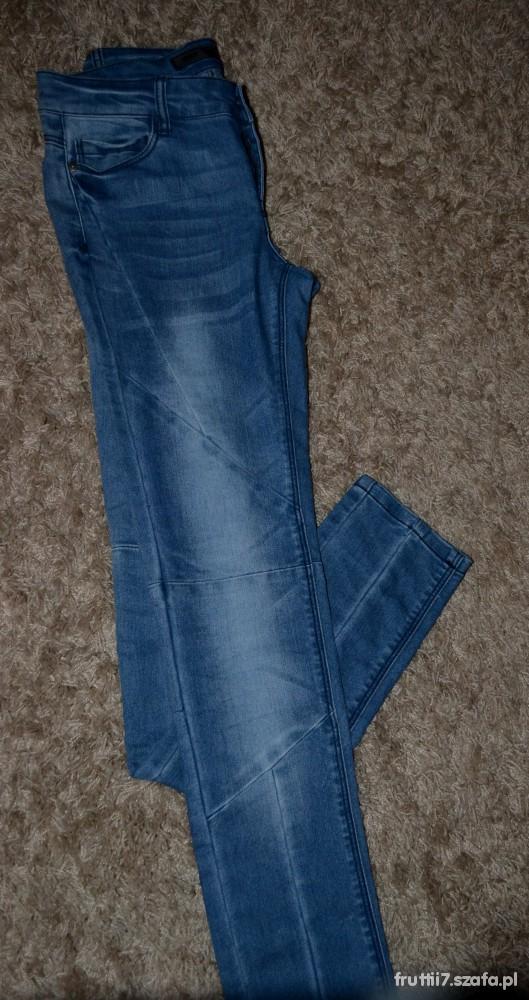 Spodnie PRZESYCIA RURECZKI ONLY NOWE XS