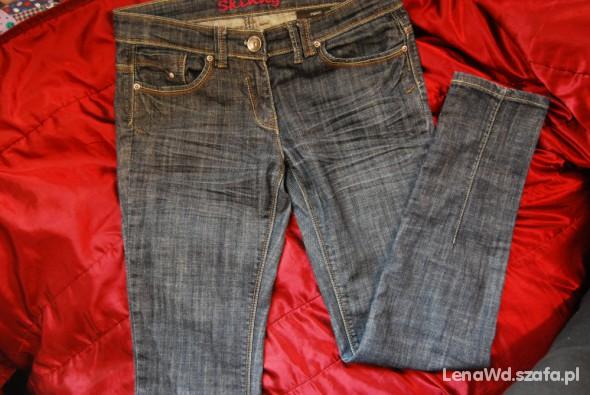 Spodnie Dżinsy rurki Next rozmiar 38