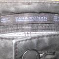 Spodnie czarne ZARA rurki