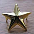 Ćwieki gwiazdki gwiazdy złote gold