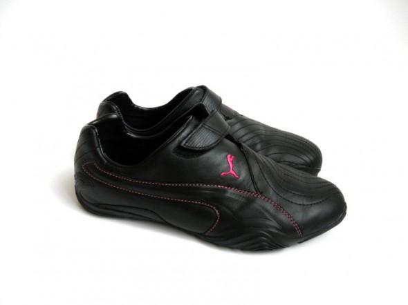 adidasy puma damskie czarne