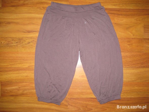Spodnie materiałowe spodnie alladynki