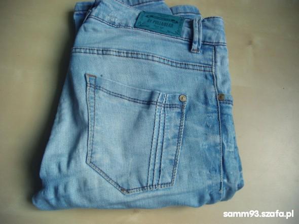 Spodnie rurki pull&bear