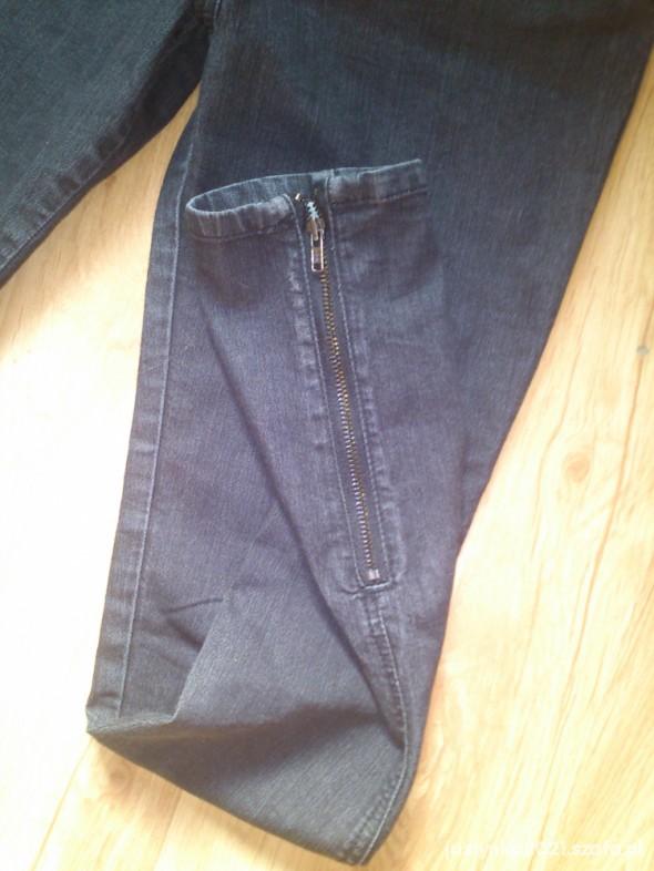 Spodnie Treginsy z zamkami