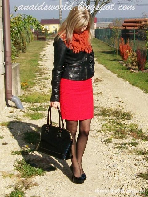 Eleganckie Klasyczna czerwien