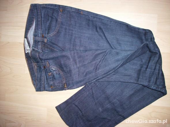 Spodnie Ciemne rurki
