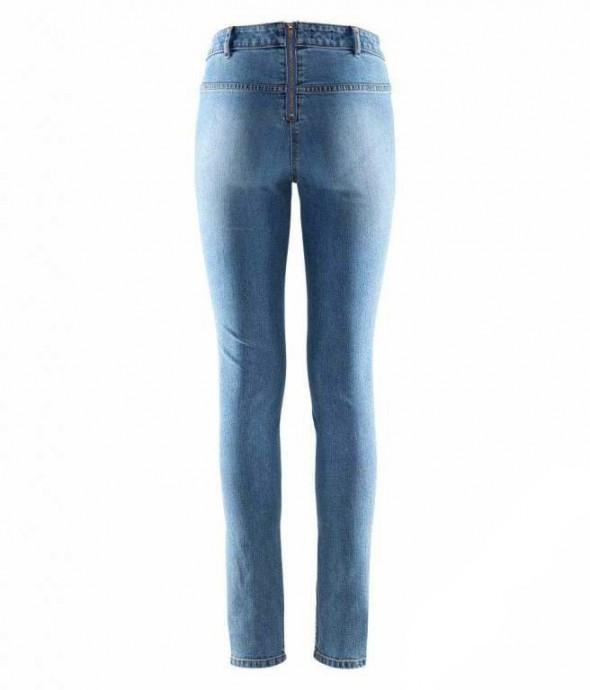 Spodnie H&M zip