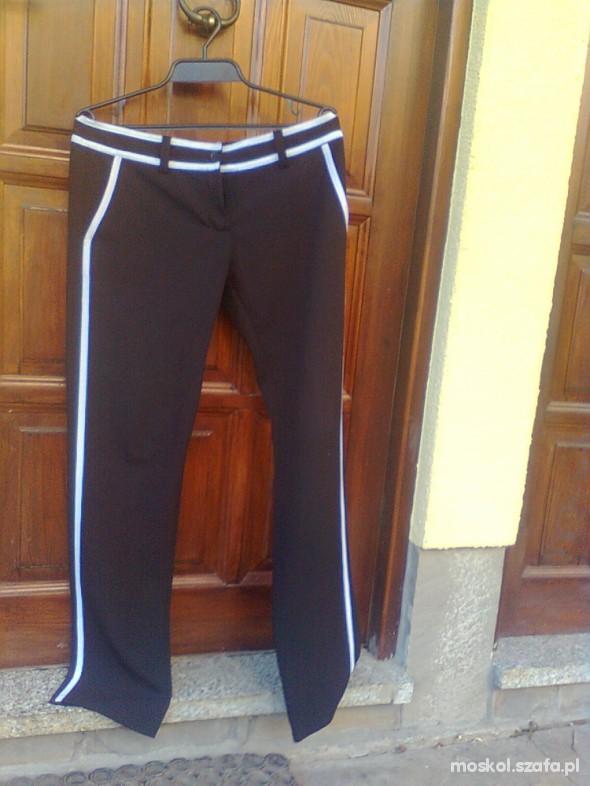 Spodnie spodnie lampasy