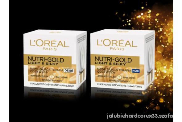 LOREAL NUTRI GOLD nawilżająca terapia odżywcza...