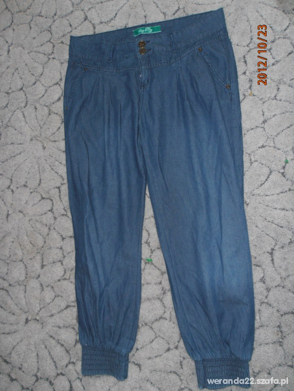 Spodnie spodnie alladynki r 42