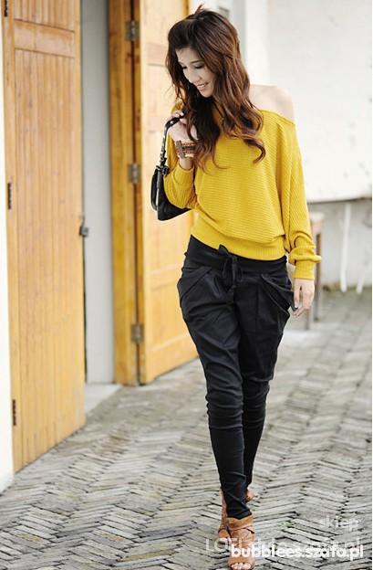 Spodnie japan style