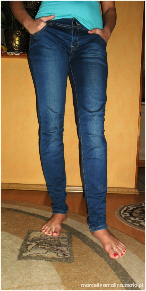 Spodnie spodnie rurki nowe L 40