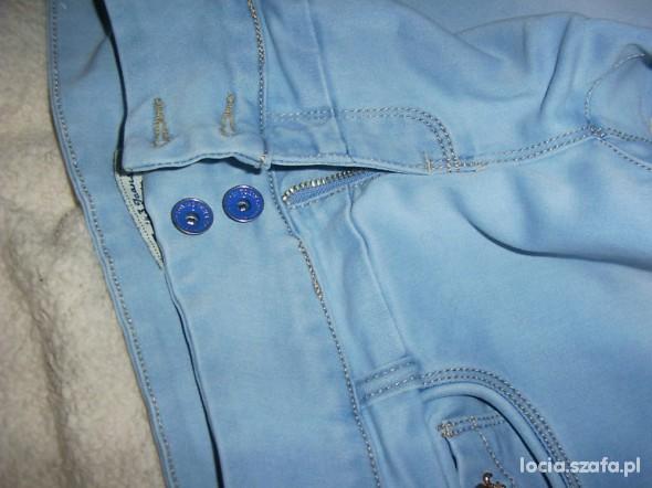 Spodnie Jasne Jeansy 36
