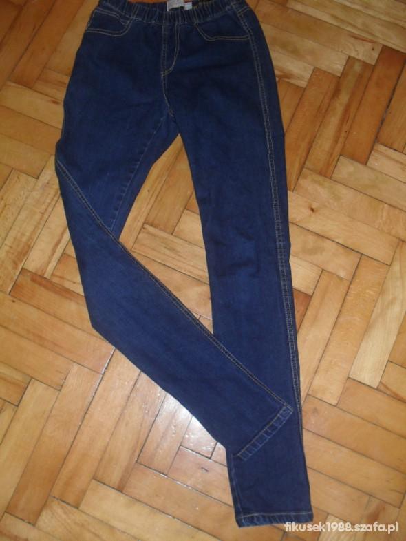Spodnie super okazja treginsy rozmar 34