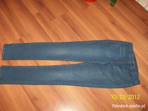 Spodnie Spodnie rurki pieces ML