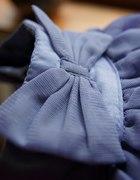 Fioletowa spódniczka z tiulu...
