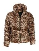 H&M kurtka w panterke