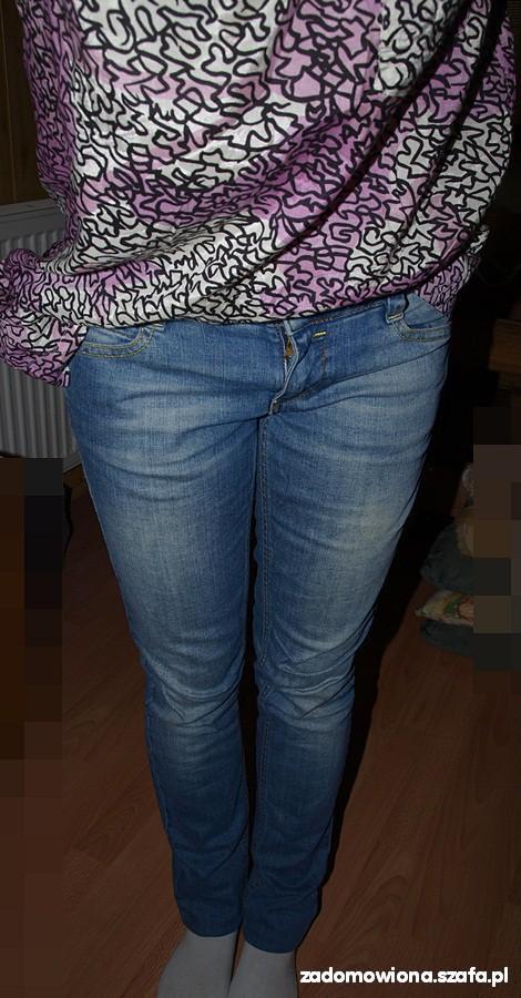 Spodnie rurki M