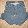 Spodnie jeansowe rurki H&M r S stan idealny