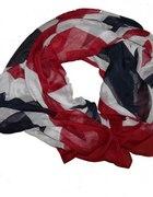Chusta Pashmina flaga UK